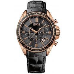 Купить Hugo Boss Мужские Часы 1513092 Кварцевый Хронограф