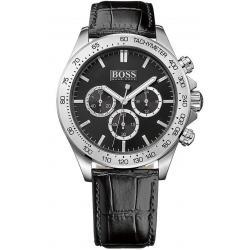 Купить Hugo Boss Мужские Часы Ikon 1513178 Кварцевый Хронограф