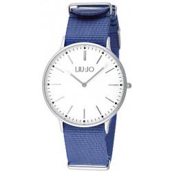 Купить Liu Jo Luxury Мужские Часы Navy TLJ1041