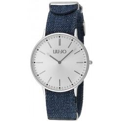 Купить Liu Jo Luxury Мужские Часы Navy TLJ1043