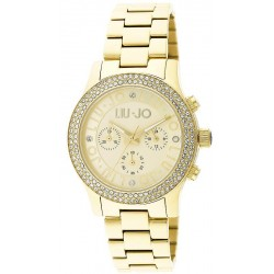 Liu Jo Luxury Женские Часы Steeler TLJ439 Хронограф