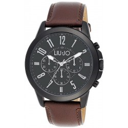 Купить Liu Jo Luxury Мужские Часы Jet TLJ826 Хронограф