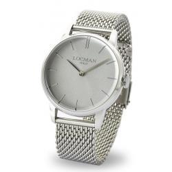 Купить Locman Мужские Часы 1960 Quartz 0251V06-00AGNKB0