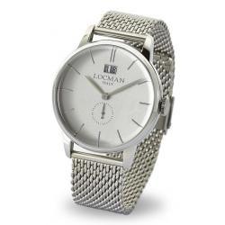 Купить Locman Мужские Часы 1960 Gran Data Quartz 0252V06-00AGNKB0
