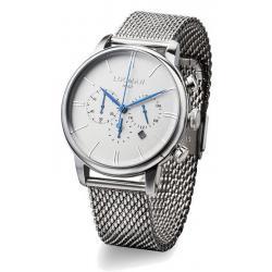 Купить Locman Мужские Часы 1960 Кварцевый Хронограф 0254A06A-00AGNKB0