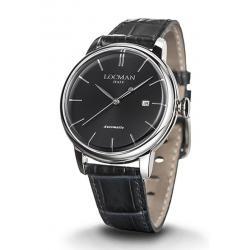 Купить Locman Мужские Часы 1960 Автоматический 0255A01A-00BKNKPK