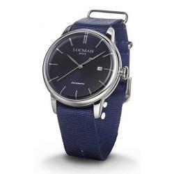 Купить Locman Мужские Часы 1960 Автоматический 0255A02A-00BLNKNB