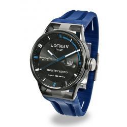 Locman Мужские Часы Montecristo Автоматический 0511KNBKFBL0GOB