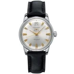 Купить Longines Унисекс Часы Conquest Heritage L16114752 Автоматический