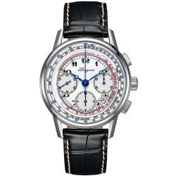 Купить Longines Мужские Часы Heritage Tachymeter Automatic Chronograph L27814132