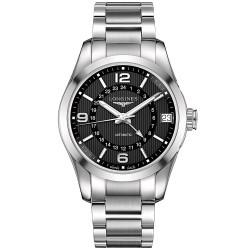 Купить Longines Мужские Часы Conquest Classic L27994566 GMT Автоматический