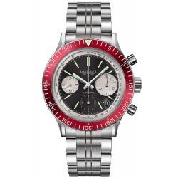 Купить Longines Мужские Часы Heritage Diver 1967 L28084526 Автоматический Хронограф