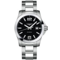 Купить Longines Мужские Часы Conquest L36594586 Quartz