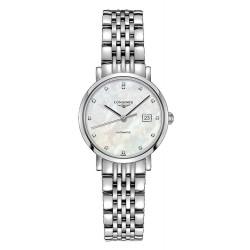 Купить Longines Женские Часы Elegant Collection L43104876 Автоматический