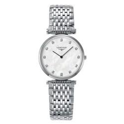 Купить Longines Женские Часы La Grande Classique L45124876 Quartz