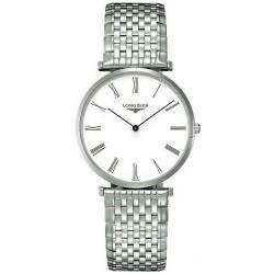 Купить Longines Унисекс Часы La Grande Classique L47554116 Quartz