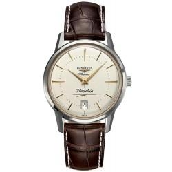 Купить Longines Мужские Часы Heritage Flagship Automatic L47954782