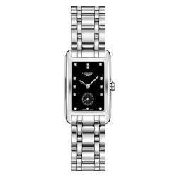 Купить Longines Женские Часы Dolcevita L55124576 Бриллианты Quartz