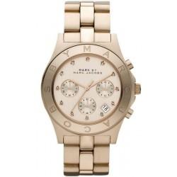 Купить Marc Jacobs Женские Часы Blade MBM3102 Хронограф