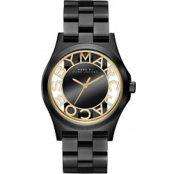 Marc Jacobs Женские Часы Henry Skeleton MBM3255