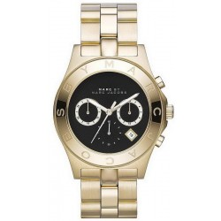 Купить Marc Jacobs Женские Часы Blade MBM3309 Хронограф