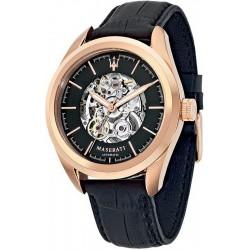 Maserati Мужские Часы Traguardo R8821112001 Автоматический