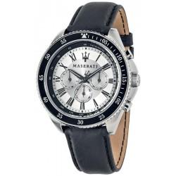 Maserati Мужские Часы Stile R8851101007 Многофункциональный