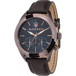 Maserati Мужские Часы Traguardo R8871612008 Кварцевый Хронограф