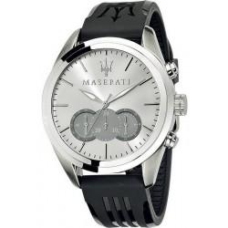 Maserati Мужские Часы Traguardo R8871612012 Кварцевый Хронограф