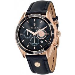 Maserati Мужские Часы Sorpasso R8871624001 Кварцевый Хронограф