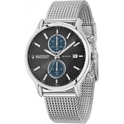 Maserati Мужские Часы Epoca R8873618003 Кварцевый Хронограф
