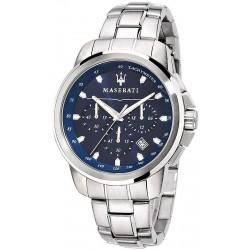 Maserati Мужские Часы Successo R8873621002 Кварцевый Хронограф