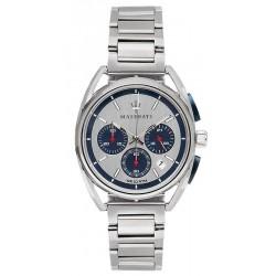 Maserati Мужские Часы Ricordo R8873632001 Кварцевый Хронограф