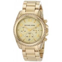 Купить Michael Kors Женские Часы Blair MK5166 Хронограф
