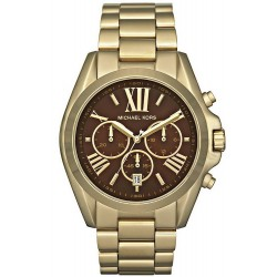 Купить Michael Kors Унисекс Часы Bradshaw MK5502 Хронограф