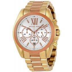 Купить Michael Kors Унисекс Часы Bradshaw MK5651 Хронограф