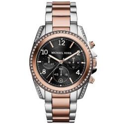 Купить Michael Kors Женские Часы Blair MK6093 Хронограф