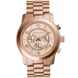 Купить Michael Kors Мужские Часы Runway MK8096 Хронограф