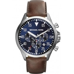 Купить Michael Kors Мужские Часы Gage MK8362 Хронограф