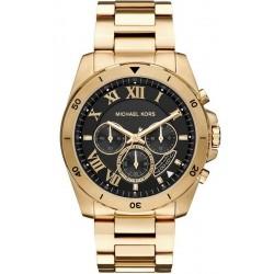 Купить Michael Kors Мужские Часы Brecken MK8481 Хронограф