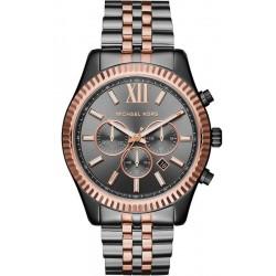 Купить Michael Kors Мужские Часы Lexington MK8561 Хронограф
