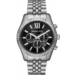 Купить Michael Kors Мужские Часы Lexington MK8602 Хронограф