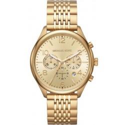 Купить Michael Kors Мужские Часы Merrick MK8638 Хронограф
