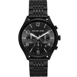 Купить Michael Kors Мужские Часы Merrick MK8640 Хронограф