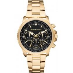 Купить Michael Kors Мужские Часы Theroux MK8642 Хронограф