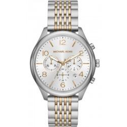 Купить Michael Kors Мужские Часы Merrick MK8660 Хронограф