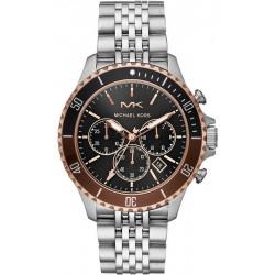 Купить Michael Kors Мужские Часы Bayville MK8725 Хронограф