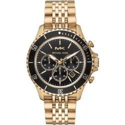 Купить Michael Kors Мужские Часы Bayville MK8726 Хронограф