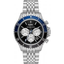 Купить Michael Kors Мужские Часы Bayville MK8749 Хронограф