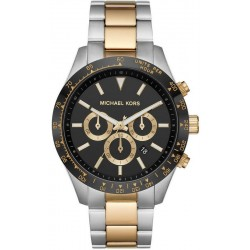 Купить Michael Kors Мужские Часы Layton MK8784 Хронограф